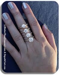 Diamond Size Comparison Pricescope Forum