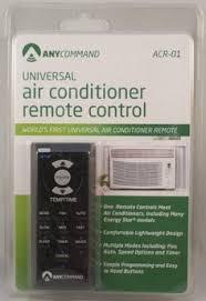 garrison mini split ductless heat pump 22k btu heat cool 230 anycommand universal ac remote control acr 01