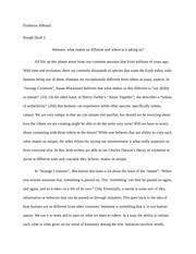 essay the competition between the family life and capitalism 4 pages essay on humans