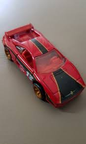 Green, white and red stripe across the top. Hotwheels Rare Red 1999 Ferrari F355 Challenge With Red Interior Toys Games Bricks Figurines On Carousell