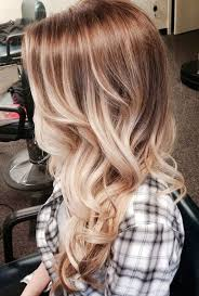 Hair Color Trends 2017 2018 Highlights Bohemian Blonde Ombre