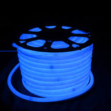 Light Fit Yogurt Coupon 50m High Quality Neon Led Strip Light 108 Led M 6w M Blue