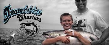 Dream Catcher Fishing Inspiration Dream Catcher Charters With Captain Sam Zucco Salmon Trout Bass