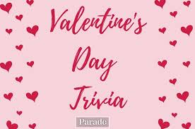 Of course, this is the anniversary of florence nightingale's birth. 50 Valentine S Day Trivia Questions With Answers