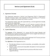 help desk service level agreement template examples of help desk service level agreements help desk service