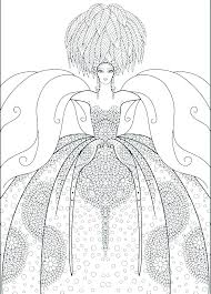 Fashion Design Coloring Pages With Fashion Design Colouring Pages To