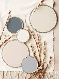 soothing neutral colors that go well in any beach house via bhg beautiful paint color schemes that reflect the diffe aspects of the beach experience