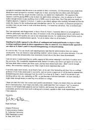 An Adjunct S Letter To Her Union Busting College President The