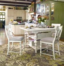 paula deen table home linen kitchen square extendable gathering coffee paula deen table