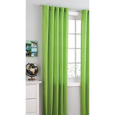 Best Your Zone Girls Bedroom Curtain Panels Set Of Monsters Inc Bedroomlime  Green With Lime Green Bedroom Accessories