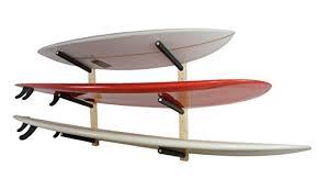 Surfboard Display Stand Surfboard Wall Rack Basic Wood Surf Rack 100 Boards StoreYourBoard 88