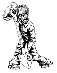 This Is Zombie Coloring Page Images Plants Vs Zombies Coloring