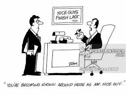 nice person office. Office Nice Guy Cartoon 1 Of Person