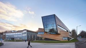 Daniel Libeskind completes larch-clad cosmology centre for Durham  University | Durham university, Daniel libeskind and Architecture