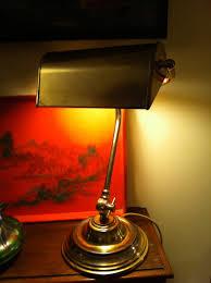 lighting classic desk lamp design with bankers lamp dogfederationofnewyork org