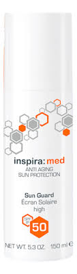 <b>Солнцезащитная эмульсия Inspira</b>: <b>Med</b> Anti Aging Sun Protection ...