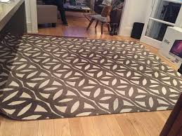 wool rug from west elm extra large