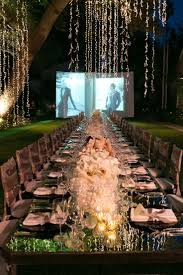 outside wedding lighting ideas. Gallery Of Garden Lights Trends And Outdoor 2017 Outside Wedding Decorations Pictures Lighting For Also Reception Ideas