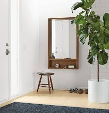 entryway furniture with mirror. loft mirrors with shelf entryway furniture mirror