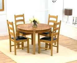 chairs for round dining table oak round dining table for solid oak round dining table 4