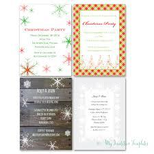 christmas invitation templates diy christmas invitation printables