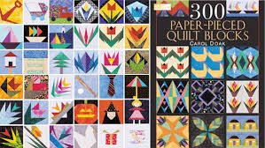 Reasons to try paper piecing right now - Stitch This! The ... & From 300 Paper-Pieced Quilt Blocks Adamdwight.com