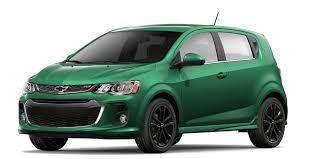 2018 Sonic: Compact Car | Sedan & Hatchback | Chevrolet