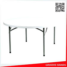 60 inch square folding table round plastic tables whole white 8 people ro