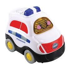 Vtech 80 509204 Tut Tut Baby Flitzer Polizeiauto Fahrzeug