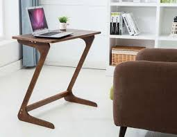 wonderful sofa side table slide under for slide under sofa laptop table home the honoroak