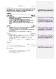 Transform Head Teller Resume Templates In Head Teller Resume