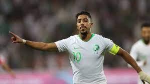 سالم الدوسري يثير الجدل عبر تويتر بعد مباراة السعودية وفلسطين