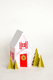 paper holiday houses templates com paper holiday houses templates com