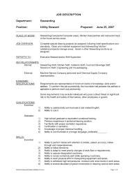 Housekeeping Inspector Cover Letter Construction Scheduler Cover