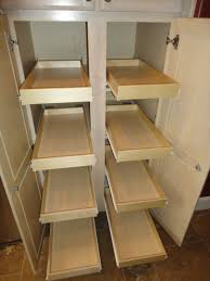 8 Slide Out Shelves Added To Pantry Cabinet Oh Michele In 2019