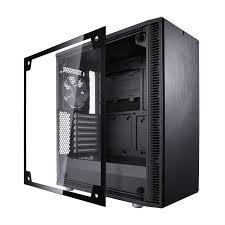 Fractal Design Define Xl R2 Windowed Side Panel Define C Tempered Glass Fractal Design