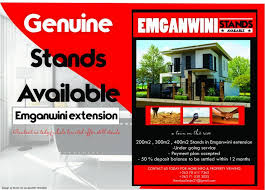 Be Stands For Emganwini Extension Stands For Sell Bulawayo Zimbabwe