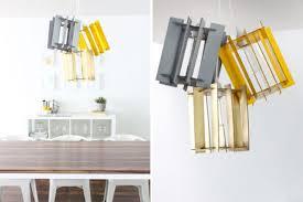 View in gallery DIY Recycled Cardboard Pendant lights