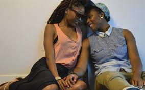 Description ebony lesbian teen