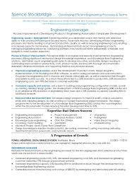 Resume of Spence stockbridge mechanical engineering professional. Spence  Stockbridge Developing Efficient Engineering Processes & Teams 959 Hill  Crest ...