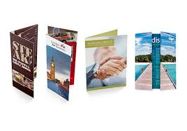 How To Make A Digital Flyer Make An Impact With Folded Leaflets Digital Printing