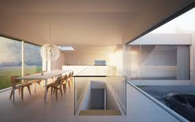 House Hafner Designed By Hornung And Jacobi Architecture - House and home dining rooms