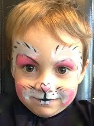 Small Picture Extraordinary Bunny Face Paint 2 mosatt