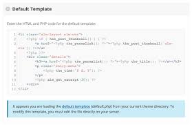 Template For Directory Repeater Templates Docs Ajax Load More
