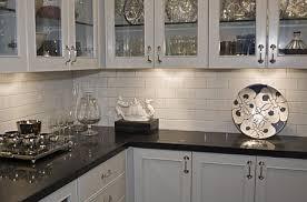 brilliant white glass subway tile backsplash brilliant tip idea for modern frosted intended 10 kitchen shower