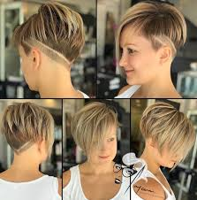 Pixie Cut With Undercut Design 50 Long Pixie Cuts To Make You Stand Out In 2019 Hair Adviser