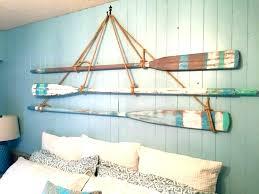 canoe wall decor canoe wall decor ideas of beach themed wall art paddle board wooden wooden canoe wall decor