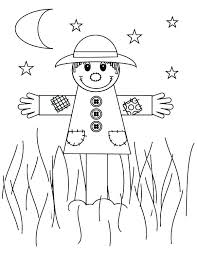scarecrow coloring pages free printable scarecrow coloring pages glamorous scarecrow coloring page frank colouring pages printable