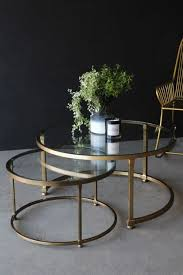 nesting tables coffee side tables