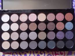 makeup revolution ultra 32 shade eyeshadow palette affirmation review